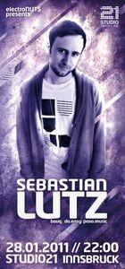 eN pres.: SEBASTIAN LUTZ (bouq. records) @ STUDIO21