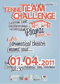 2. Tenne Team Challenge
