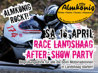 Race Landshaag After-Show Party