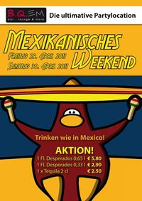 Mexikanisches Weekend