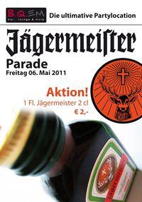 Jägermeister Parade