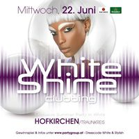 White Shine Clubbing 11 | New Location@SU Halle
