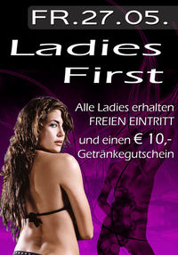 Ladies First !@Fledermaus Enns
