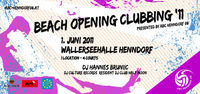 Beach Opening Clubbing 2011