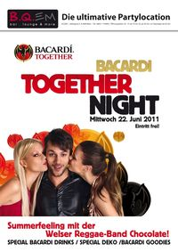 Bacardi Together Night