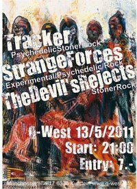 Tracker & Strange Forces & The Devils´s Rejects