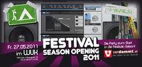 Festival Season Opening 2011@WUK