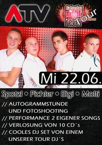 ATV SNF Tour - Molti, Spotzl, Eigi & Pichler