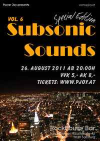 Subsonic Sounds Vol. 6