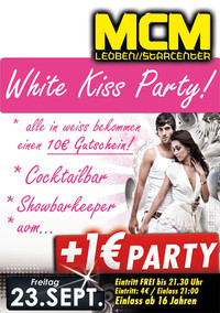 White Kiss Party!