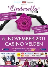 Cinderella tanzt@Casino Velden