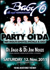 ATV-SNF mit DJ Jago und Jim Noize