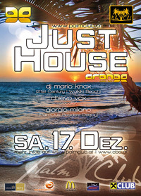 PalmClub - Just House@Orange