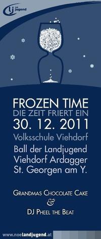 Frozen Time@Volksschule Viehdorf