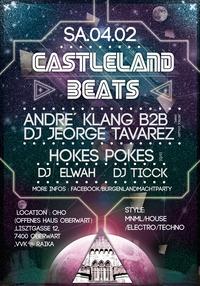 Castleland Beats opening !!!@Pohostinstvo v Jarovniciach
