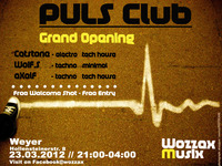 Puls Club Opening