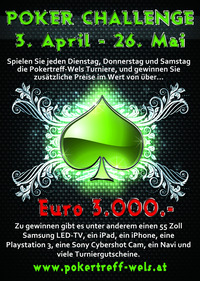 Mega Poker Challenge