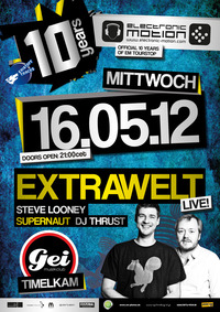 Extrawelt live!
