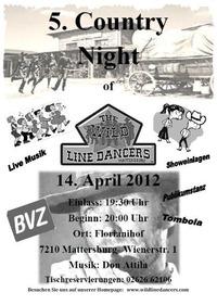 5. Country Ball Mattersburg mit Don Attila Band@Mattersburg - Florianihof