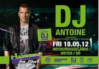 DJ Antoine & Rene Rodrigezz Live@Motorcrossgelände