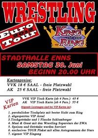 EWA - King of the Ring - Euro Tour 2012