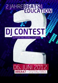 DJ CONTEST @ 2 Jahre Beats4Education pres. by SZENE1
