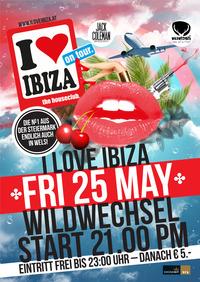I LOVE IBIZA - on tour