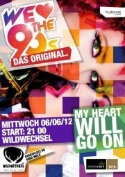 We love the 90s - My heart will go on
