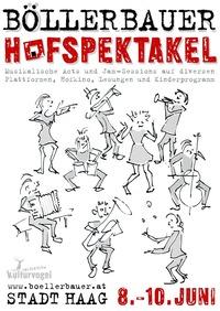 Boellerbauer Hofspektakel