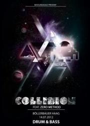 bass.invadaz present Collision feat. Zero Method
