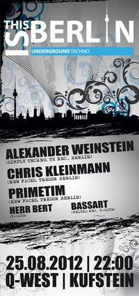 This is Berlin Underground Vol. 3