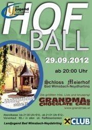 Hofball 2012
