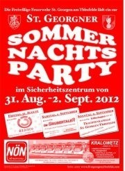 St. Georgener Sommernachtsparty@Sankt Georgen am Ybbsfelde