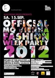 Pratersauna & e-beats pres.: The official MQ Vienna Fashion Week Party 2012