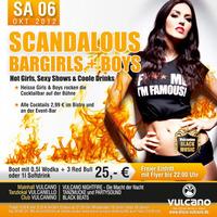 Scandalous Bargirls + Boys