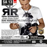 Rene Rodrigezz Welcome To Vulcano