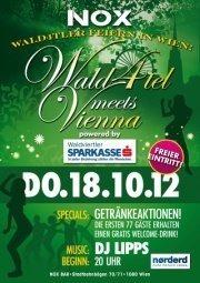 Wald4tel meets Vienna
