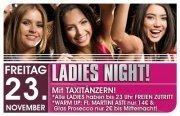 Ladies Night - Mit Taxitänzern