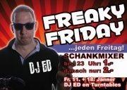 Freaky Friday mit Dj Ed