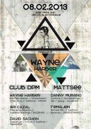 Subforce & Circus Electronique pres.: Wayne Harber