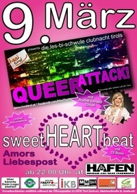 Queerattack! sweet Heart beat