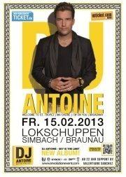 DJ Antoine Live