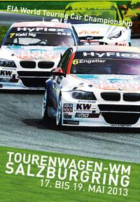 Tourenwagen-WM Salzburgring 2013