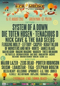 FM4 Frequency Festival 2013