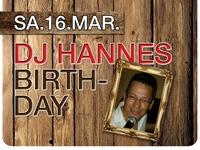 DJ Hannes Birthday-Party