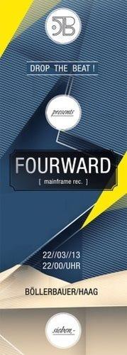 Drop The Beat pres. Fourward mainframe rec.