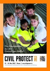 Civil Protec 2013@Messe Bozen AG