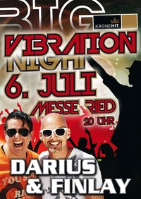 Big Vibration Night - Kronehit Party