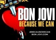 Bon Jovi / Because We Can - The Tour
