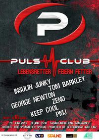 Puls Club - Lebensretter feiern fetter